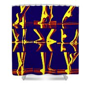 Pop Melody Shower Curtain