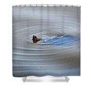 Pop Up Shower Curtain