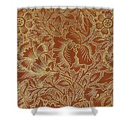 Poppy Design Shower Curtain