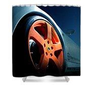 Porsche 5 Shower Curtain