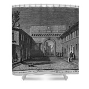 Porta Settimiana Shower Curtain