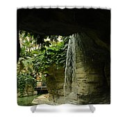 Portal To Nature Shower Curtain