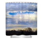 Portals Shower Curtain