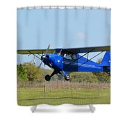 Porterfield Collegiate Shower Curtain
