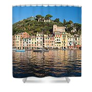Portofino - Italy Shower Curtain