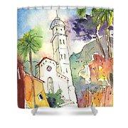 Portofino In Italy 01 Shower Curtain