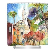 Portofino In Italy 05 Shower Curtain