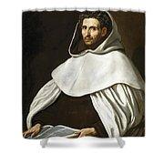 Portrait Of A Carmelite Shower Curtain