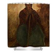 Portrait Of A Negress Shower Curtain