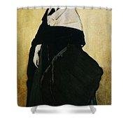Portrait Of Ida Lvovna Rubinstein Shower Curtain