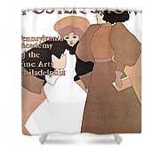 Poster Show 1896 Shower Curtain