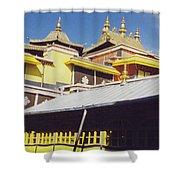 Potala Palace 1 Shower Curtain