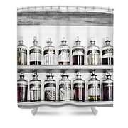 Potions Galore Shower Curtain