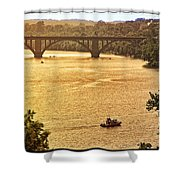 Potomac View Shower Curtain