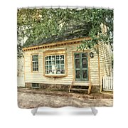 Potter's House Shower Curtain