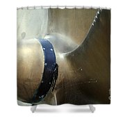 Power Front Shower Curtain