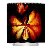 Power Of Prayer Shower Curtain