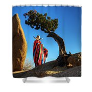 Power Of Thought 1 Shower Curtain