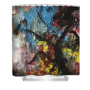 Power Prestige And Position Shower Curtain