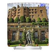 Powis Castle Shower Curtain