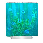 Papaver Orientale 4 Shower Curtain