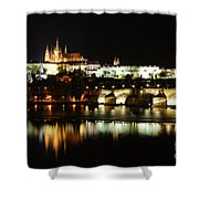 Prague Castle Shower Curtain