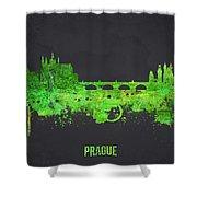 Prague Czech Republic Shower Curtain