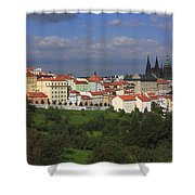 Prague Czech Republic Shower Curtain