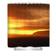 Prairi Shower Curtain