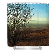 Prairie Autumn 5 Shower Curtain