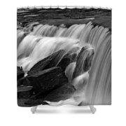Prairie Falls Shower Curtain