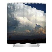 Prairie Glory Shower Curtain