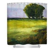 Prairie Light Shower Curtain