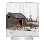 Prairie Silence... Shower Curtain