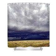 Prairie Storm Shower Curtain