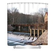 Prallsville Mill Shower Curtain