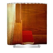 Prayer Shower Curtain