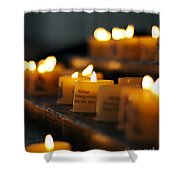 Prayers And Hope Shower Curtain