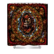 Precious And Fragile Things Shower Curtain