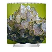 Precious Crystals Shower Curtain