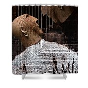 Prelude To A Kiss Shower Curtain