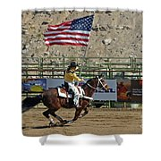 Presenting The Colors Shower Curtain