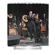 Preservation Hall Jazz Band Shower Curtain