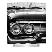 Pretty Chevy Shower Curtain