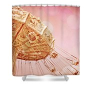Carnival - Pretty In Pink Shower Curtain