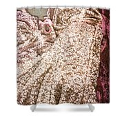 Pretty Things 2 - Lingerie Art By Sharon Cummings Shower Curtain