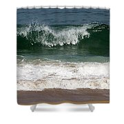 Pretty Wave Shower Curtain
