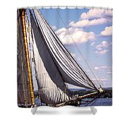 Pride Of Baltimore 2 Shower Curtain