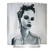 Primadonna Shower Curtain