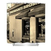 Primanti Brothers Pittsburgh  Shower Curtain